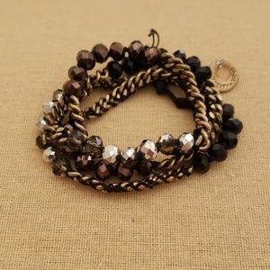 C+I Multi Wrap Bracelet